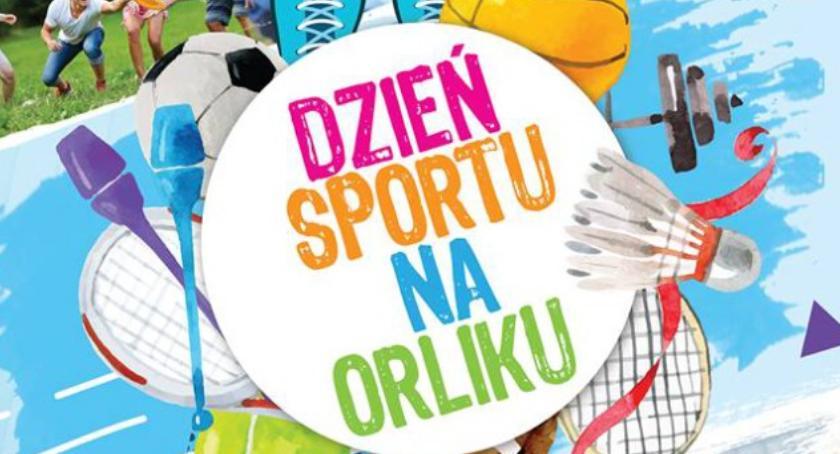 Dzień Sportu na Orliku -  w sobotę w Barwicach