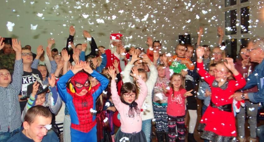 100 niepełnosprawnych dzieci miało swój Bal Mikołajkowy