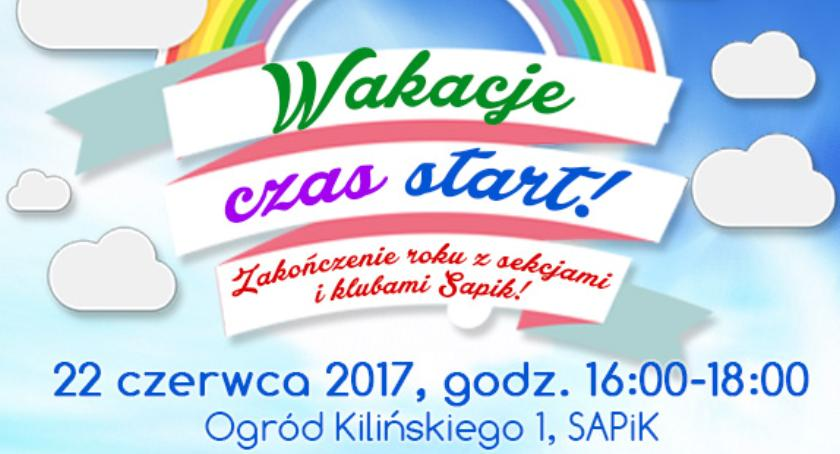 Aktualności, Wakacje start! - zdjęcie, fotografia