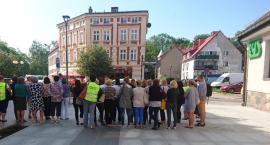 Ewakuacja ZUS w Szczecinku