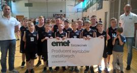 EMET Basket na Turnieju Mini Koszykówki w Poznaniu