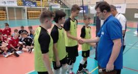 Gryf Szczecinek na finałach wojewódzkich Mini Volley Cup