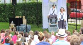Piknik Księżnej Jadwigi w muzeum. Dzieci zachwycone występami