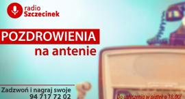 Radio Szczecinek - pozdrowienia na antenie!