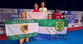 Liwia i Róża ze Szczecinka wystąpiły na Mistrzostwach Europy w Budapeszcie
