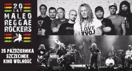 Maleo Reggae Rockers - specjalny koncert w Szczecinku! Już w czwartek
