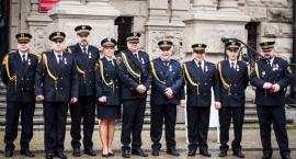 Strażnicy Miejscy w Szczecinku z honorowymi odznaczeniami