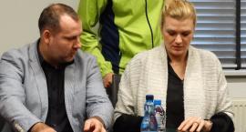 Małgorzata Glinka w Szczecinku. MKS Gryf ze znakomitym wsparciem