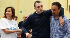 Pomagali Mariuszowi podczas turnieju siatkówki. Zebrano 34 tysiące złotych