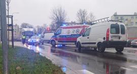 Potrącenie kobiety na ul. Warcisława IV w Szczecinku (aktualizacja)