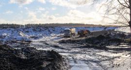 Dziki: To budowa osiedla, czy kopalnia? W sprawie toczy się postępowanie