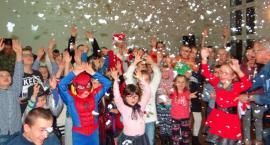 Setka niepełnosprawnych dzieci miała swój Bal Mikołajkowy