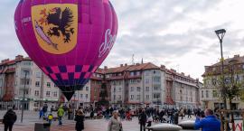 Szczecinecki balon miejsko - prywatno - polsko - niemiecki