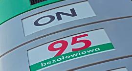 Aktualne ceny paliwa w Szczecinku