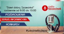 Dzień dobry, Szczecinku w Radiu Szczecinek. Teraz :)