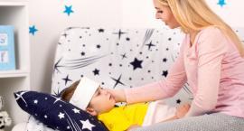 Jak postępować podczas choroby malucha