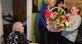 Pani Franciszka Fedorowicz skończyła 100 lat!