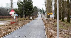 Ścieżką rowerową przez Strefę i ul. Łukasiewicza