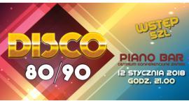 DISCO PARTY w Piano Barze!