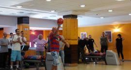 Zawody bowlingowe osób głuchych