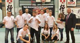 Młodzi mistrzowie karate spotkali się w Szczecinku