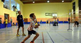 Wojewódzki badminton w Gwdzie