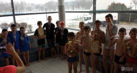To były mistrzostwa powiatu w pływaniu