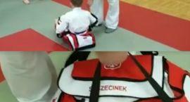 Prawdziwy karateka czai się nawet w torbie
