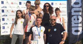 Igor Siódmiak najlepszy w aquathlonie